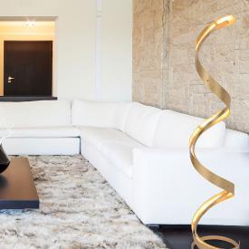 Näve Dubai LED Stehleuchte mit Dimmer