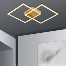 Näve Square Double LED Deckenleuchte