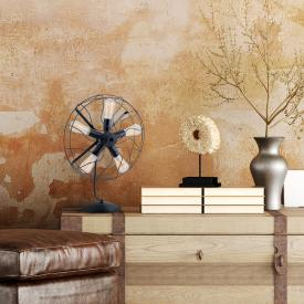 Näve Vintage Ventilator Tischleuchte