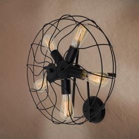 Näve Vintage Ventilator Wandleuchte