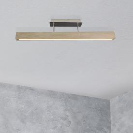 Näve Wood LED Deckenleuchte