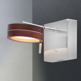 Näve Wood Satin LED Wandleuchte