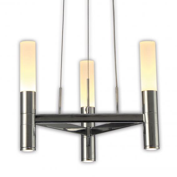 Näve Candle LED Pendelleuchte 3-flammig