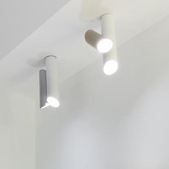 NEMO TUBES LARGE CEILING LED Deckenleuchte / Spot