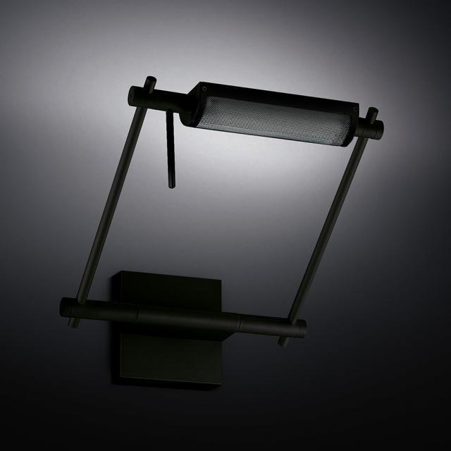 NEMO LOGO 300-9 LED Wandleuchte