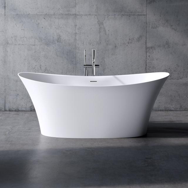 neoro n50 Freistehende Badewanne L: 173 B: 85 H: 66,5 cm, mit pflegeleichter Oberfläche