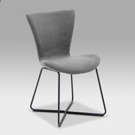 Niehoff TRIPLE Stuhl mit Kreuzkufen