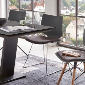 Niehoff TULA Stuhl mit Kufen und Sitzpad