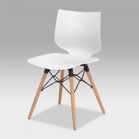 Niehoff TULA Stuhl mit Stativgestell aus Massivholz