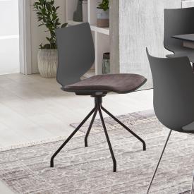 Niehoff TULA Stuhl mit Stativgestell und Sitzpad