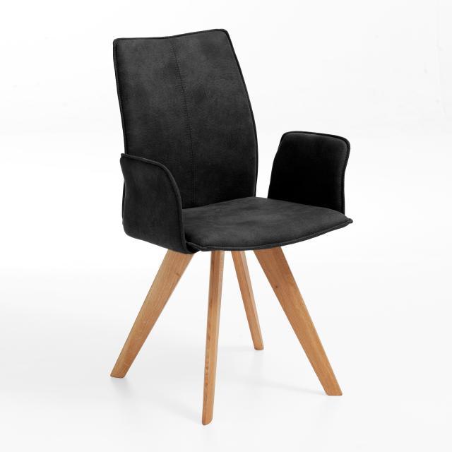 Niehoff AMALFI Stuhl mit Armlehnen und Stativgestell