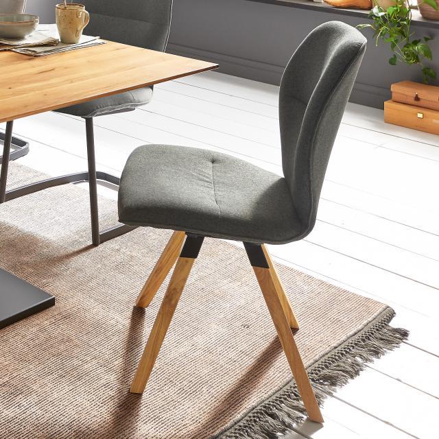 Niehoff MERLOT Stuhl mit Stativgestell, drehbar