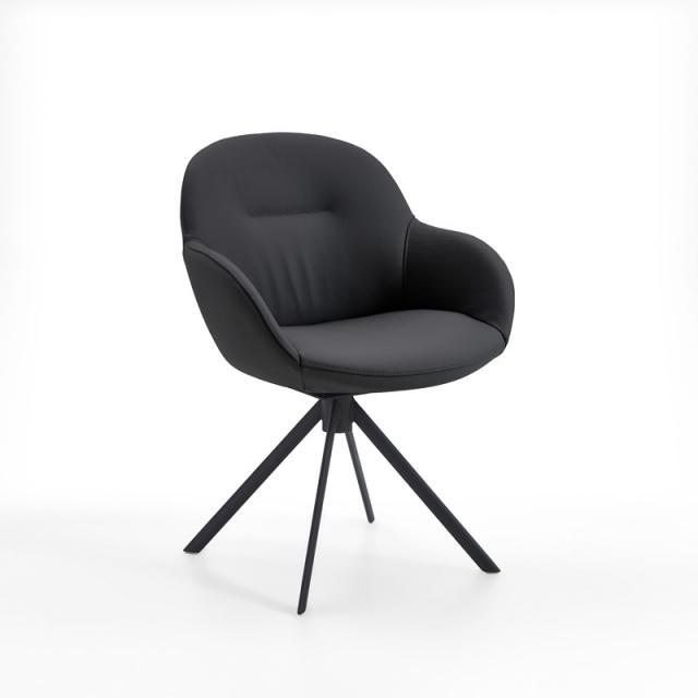 Niehoff PACO Stuhl mit Armlehnen