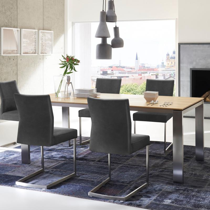 niehoff 3623 esstisch mit auszug 3623 49 080 reuter. Black Bedroom Furniture Sets. Home Design Ideas