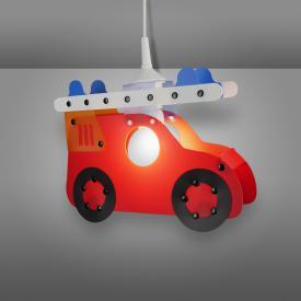 Niermann Standby Feuerwehrauto Pendelleuchte