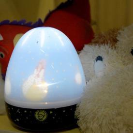 Niermann Standby Kleiner Prinz Nachtlicht Magische Laterne Tischleuchte