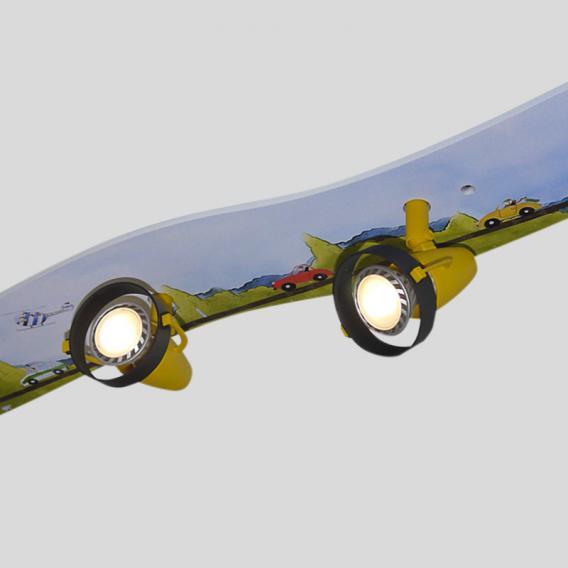 Niermann Standby Automobile Deckenleuchte/Spot 6-flammig