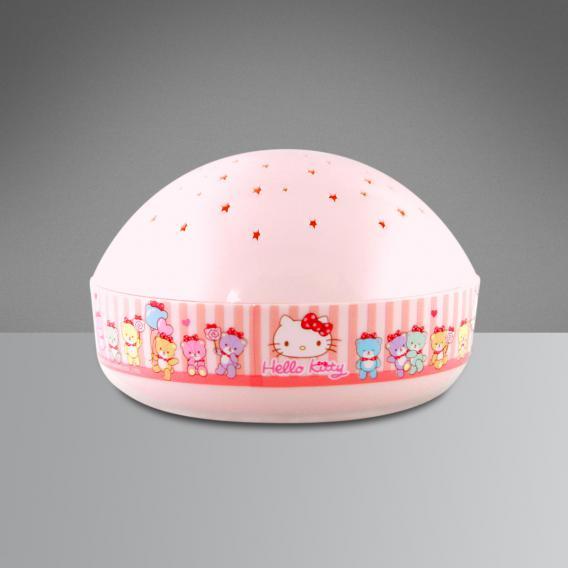 Niermann Standby Hello Kitty LED Nachtlicht Tischleuchte mit Dimmer