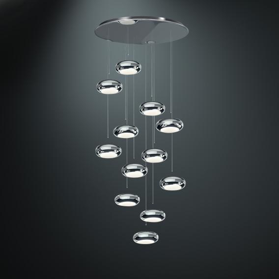 Sompex Aura Cluster Unit LED Pendelleuchte