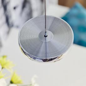 Oligo DECENT LED Pendelleuchte mit Höhenverstellung und Dimmer, 1-flammig