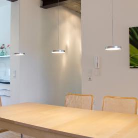Oligo DECENT LED Pendelleuchte mit Höhenverstellung und Dimmer, 3-flammig