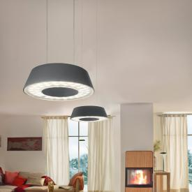 Oligo GLANCE LED Pendelleuchte mit Höhenverstellung und Dimmer, 2-flammig