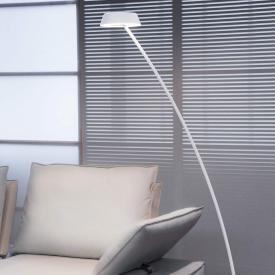 Oligo GLANCE LED Stehleuchte gebogen mit Dimmer