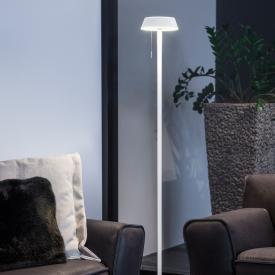 Oligo Plus GLANCE LED Stehleuchte gerade mit Dimmer