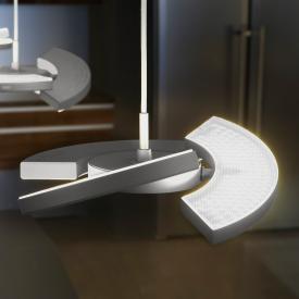 Oligo TRINITY LED Pendelleuchte mit Tastdimmer