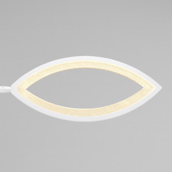 Oligo FLAVIA LED Pendelleuchte Set 5x2 Blatteinheiten