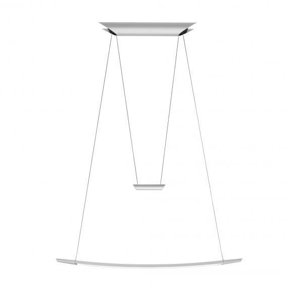 Oligo LISGO SKY SHORT LED Pendelleuchte mit Dimmer