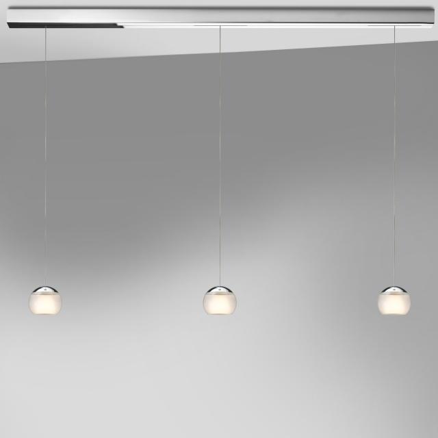OLIGO BALINO LED Pendelleuchte 3-flammig