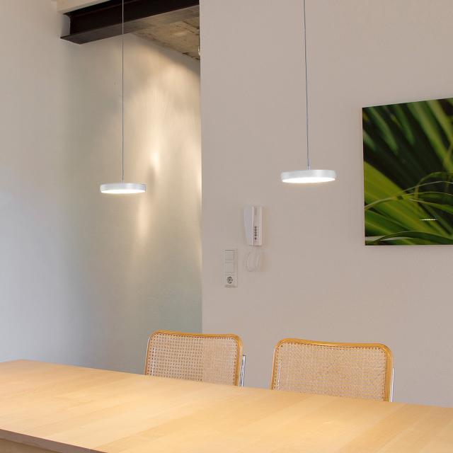 OLIGO DECENT LED Pendelleuchte mit Dimmer 2-flammig