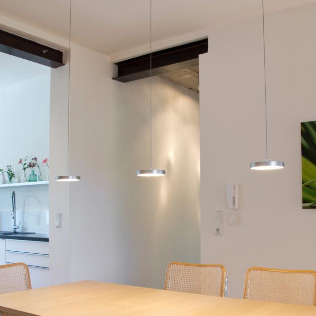 OLIGO DECENT LED Pendelleuchte mit Dimmer 3-flammig