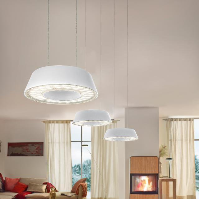 OLIGO GLANCE LED Pendelleuchte mit Höhenverstellung und Dimmer, 3-flammig