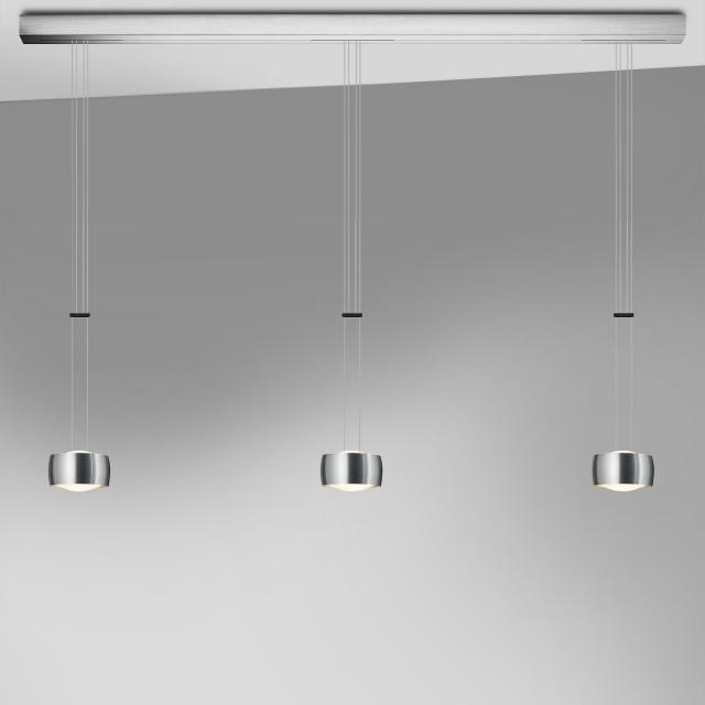 OLIGO GRACE LED Pendelleuchte 3-flammig mit Dimmer
