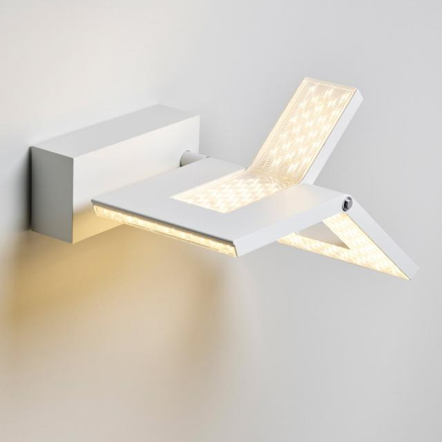 OLIGO LIGHT BOOK LED Wandleuchte mit Dimmer