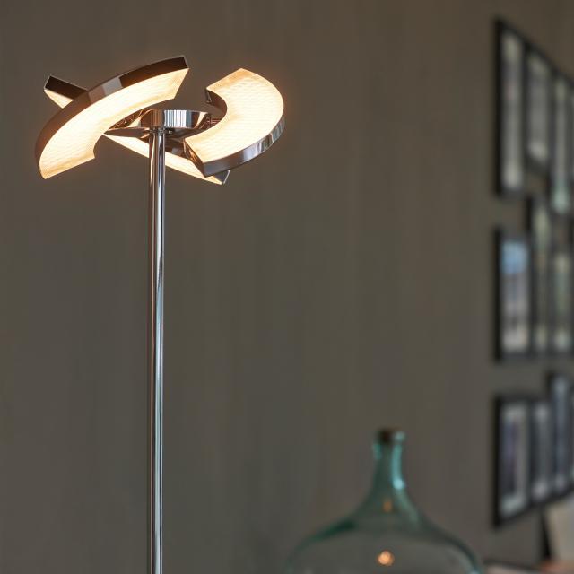 OLIGO Plus TRINITY LED Stehleuchte mit Dimmer