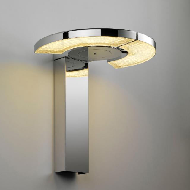 OLIGO Plus TRINITY LED Wandleuchte mit Dimmer