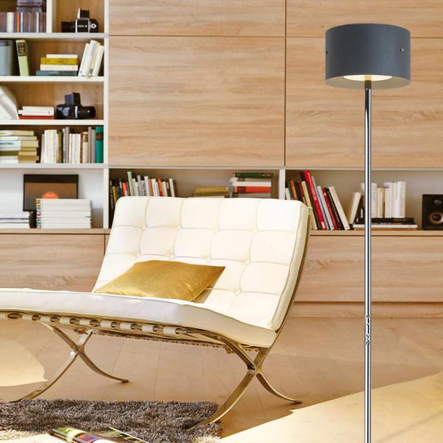 OLIGO TROFEO LED Stehleuchte mit Dimmer