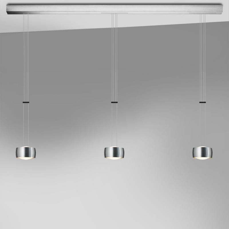 oligo grace led pendelleuchte 3 flammig mit dimmer g42 931 34 12 reuter. Black Bedroom Furniture Sets. Home Design Ideas