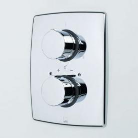 Oras Cubista Feinbauset für UP-Thermostat für Wanne/Brause