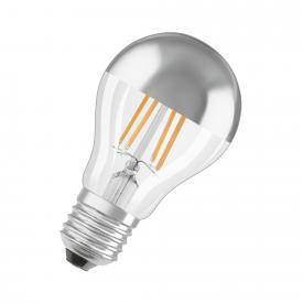 LEDVANCE LED Retrofit Classic A Mirror, E27 DIM