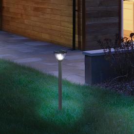 Osram Endura Style Lantern Solar/AC LED Pollerleuchte
