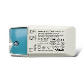 Osram Halotronic Mouse Vorschaltgerät für Halogen-Leuchtmittel 105 Watt