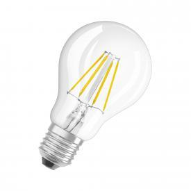 Osram LED Superstar Retrofit Filament Classic A, E27 dimmbar
