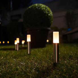 Osram Smart+ Gardenpole LED RGBW Sockelleuchte