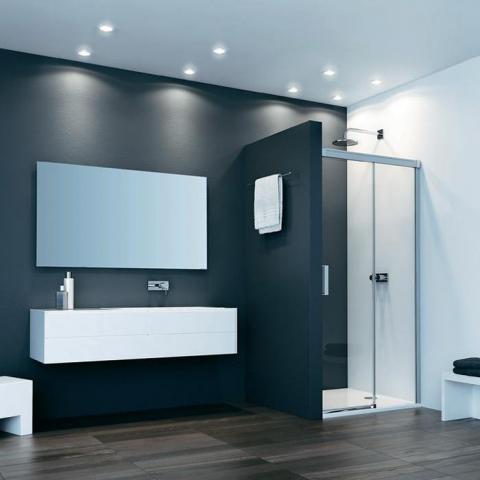 wohnideen badezimmer ohne fenster, innenliegendes badezimmer: bad ohne fenster einrichten | reuter magazin, Design ideen