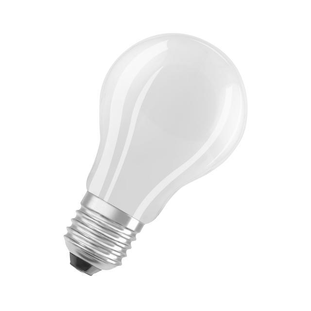 Osram LED Retrofit Classic A, E27 dimmbar