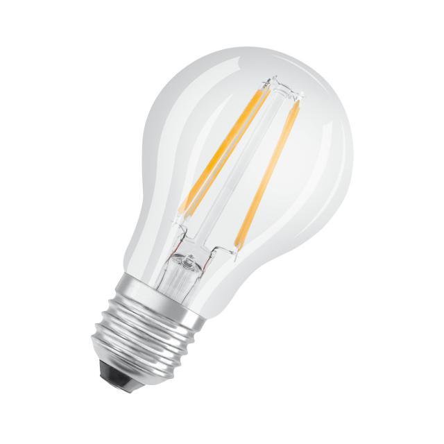 Osram LED Star Plus GLOWdim Retrofit Filament Classic A, E27 dimmbar